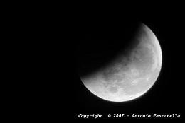 Lunar Eclipse of March 3, 2007
